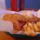 fish and chips and praws