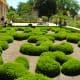 One of the Gardens at Mount Vernon, July 2016.