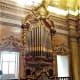 Church organ.