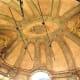 Church ceiling.