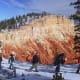 Winter Views of Bryce Canyon