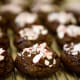 Allow the chocolate on top of the cookies to set. Enjoy! Store in an air-tight container.