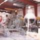An F-105 at the Paul E. Garber Facility, Silver Hill, MD, circa 1990.