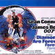 Diamonds are Forever, theatrical poster.