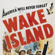Wake Island Theatrical Release Poster