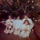 Christmas morning1960