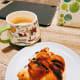 Serve with coffee or tea! Enjoy!