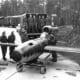 An Fi 103 modified to carry a pilot.