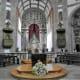 Inside Mosteiro da Serra de Pilar.