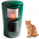 Example of a noise deterrent for cats.