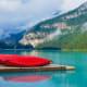 Lake Louise in Banff