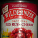 Ready made canned of cherry for  filling.