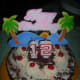 This is made of the half recipe of Black Forest cake ingredients. Made by me in my home country Philippines.