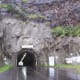 Tunnel underneath Diamond Head