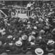 Elizabeth Gurley Flynn during the Paterson, NJ silk weavers' strike