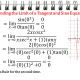 Finding the Limit of a Tangent and Sine Equation