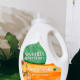 Seventh Generation laundry detergent with a fresh citrus scent.