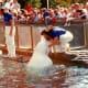 Beluga whale performance