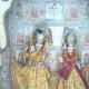 Radha- krishana