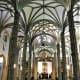 Gothic ceiling, Catedral de Santa Ana.