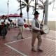Musicians, Playa de las Canteras.
