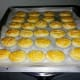 The golden morsels of freshly baked pineapple tarts