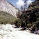 The roaring Merced River