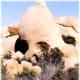 Skull Rock is appropriately named!