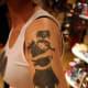 Banksy tattoo idea