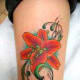 lily-tattoos-and-meanings