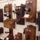 There are over 1000 artifacts in this museum. There are phones from 1878 to 2000 and many other artifacts representing telecommunications.