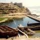 Sutro Bath ruins in San Francisco