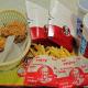 KFC-fried chicken