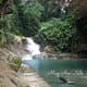 Mag-Aso Falls in Bohol.