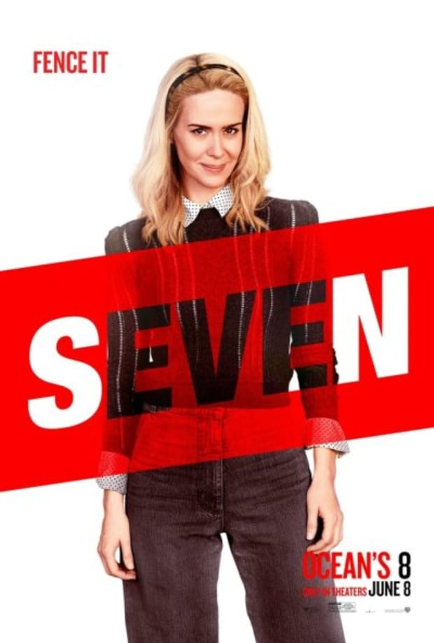 Ocean S Eight 2018 Movie Review Hubpages