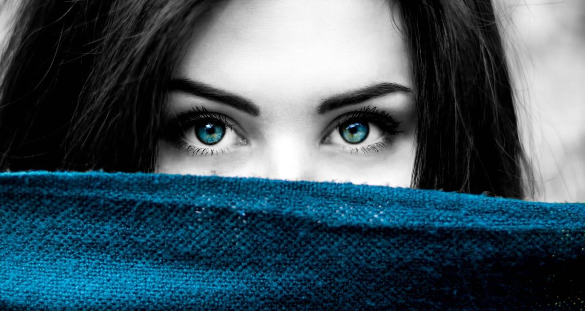 The Innocent Blue Eyes