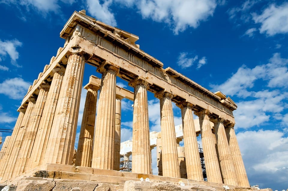 The Ancient Greek Pantheon Part I