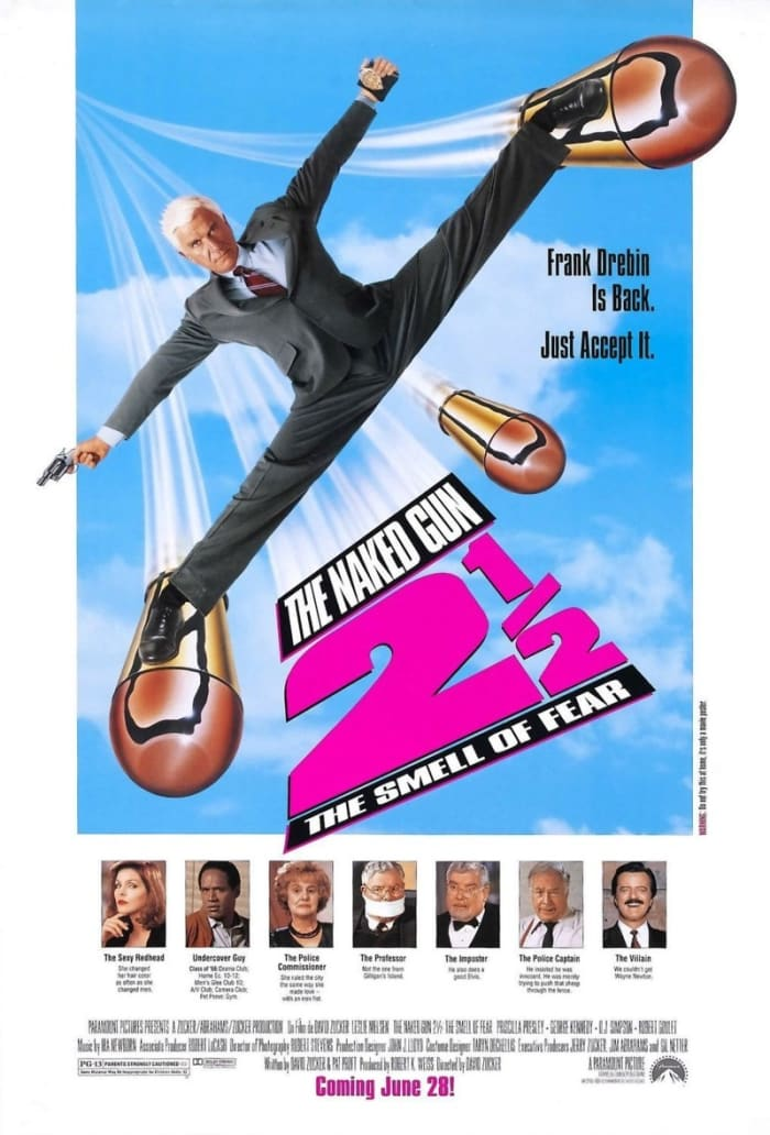 The Naked Gun 2 1/2: The Smell of Fear (1991) - David