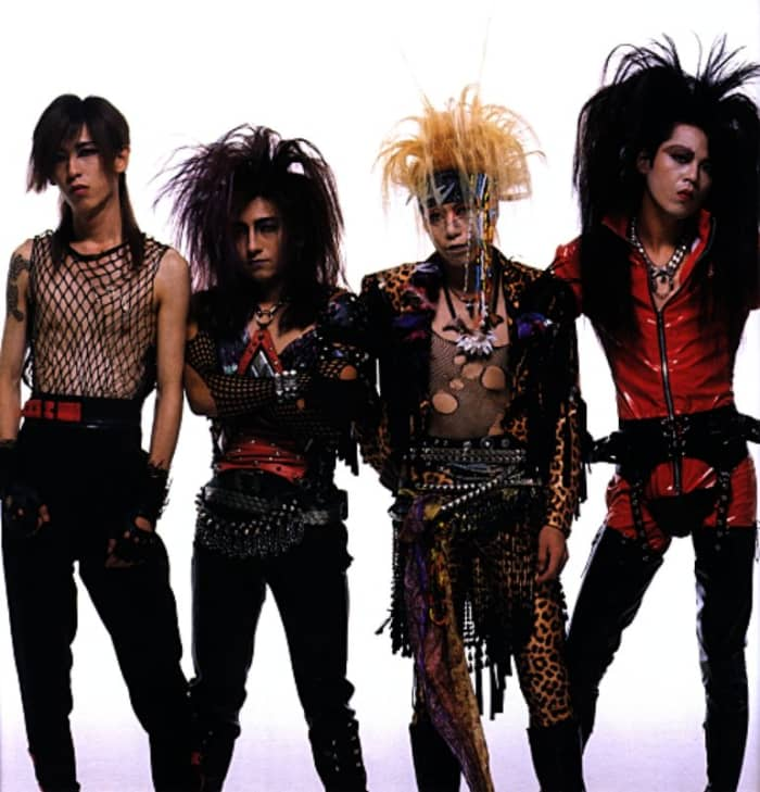 The 50 Greatest Japanese Metal Bands of All Time - Spinditty