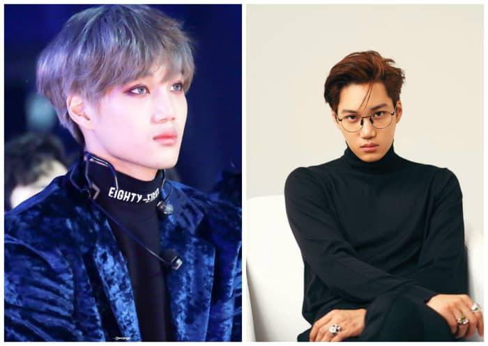 Kai (EXO) | Top 10 Most Handsome K-Pop Male Idols