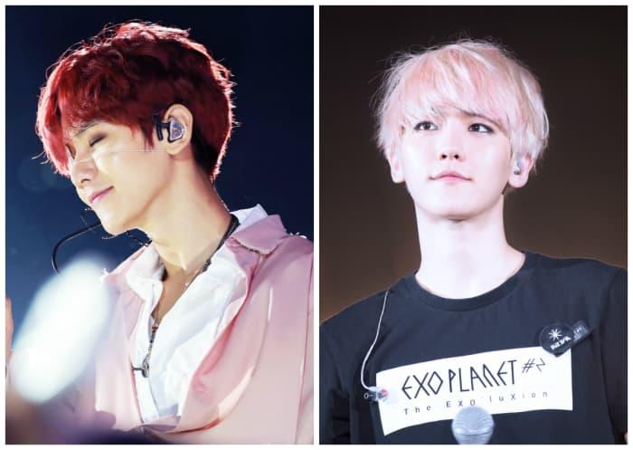 Baekhyun (EXO) | Top 10 Most Handsome K-Pop Male Idols