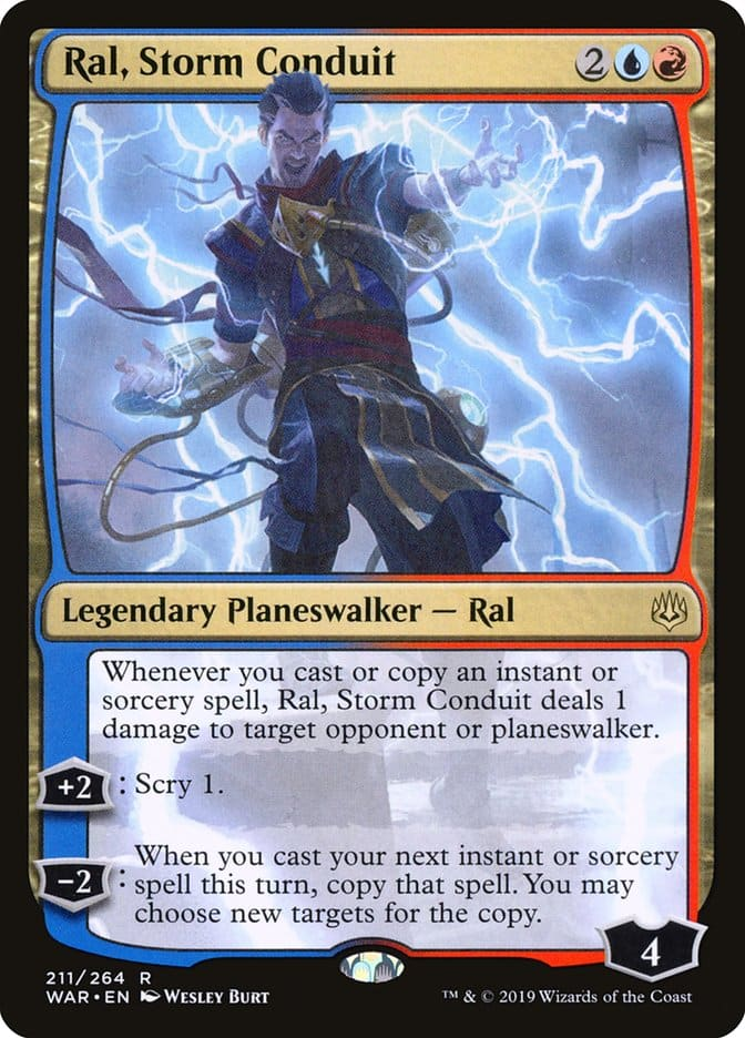 """top 10 planeswalkers in magic's """"war of the spark"""" set"""