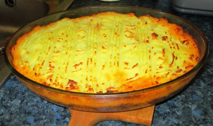 how to make cottage pie with beef mince