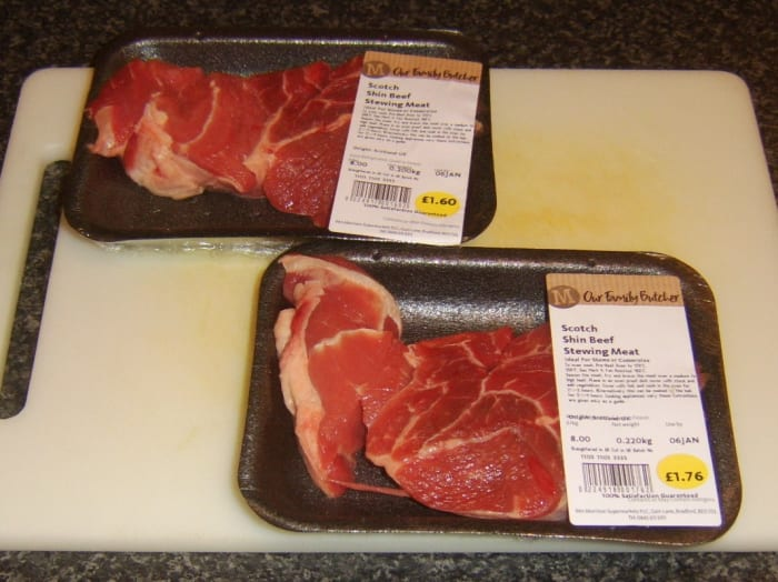 Steak, Beetroot and Stilton Pie Recipe - Delishably - Food ...