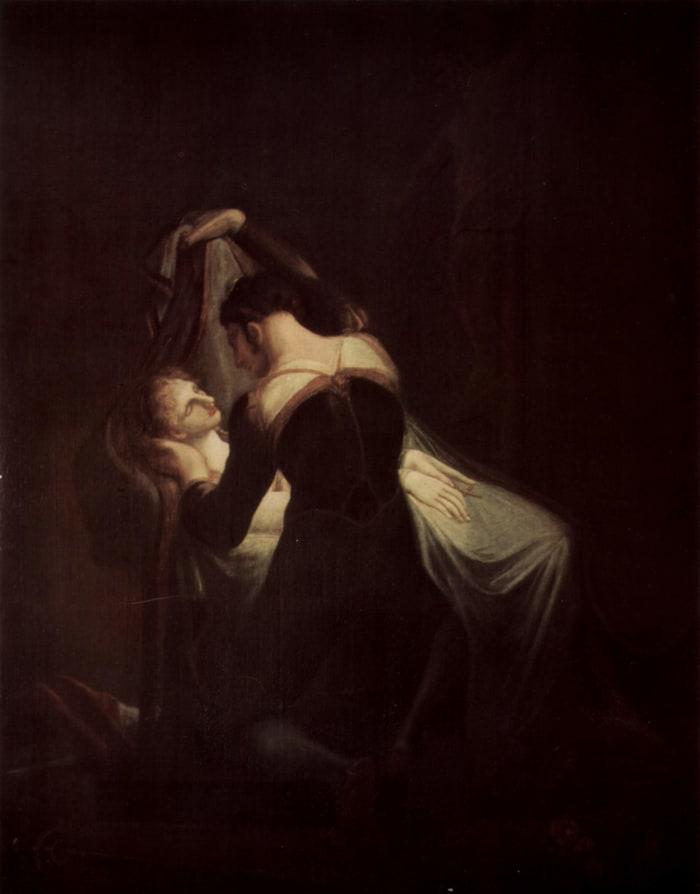 Romeu acredita que Julieta está morta