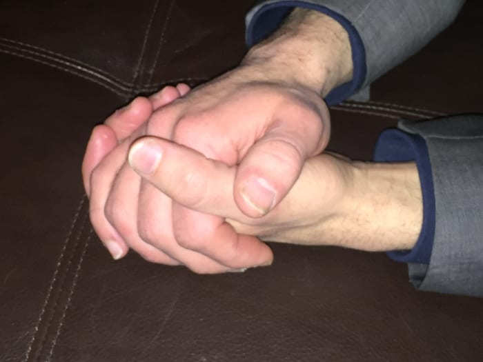 What Does Clasped Hands Mean? - Owlcation - Education