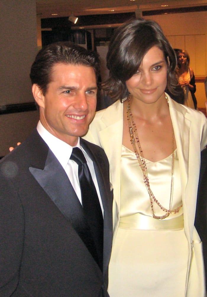 Tom Cruise lo hizo bastante bien a pesar de su baja estatura.