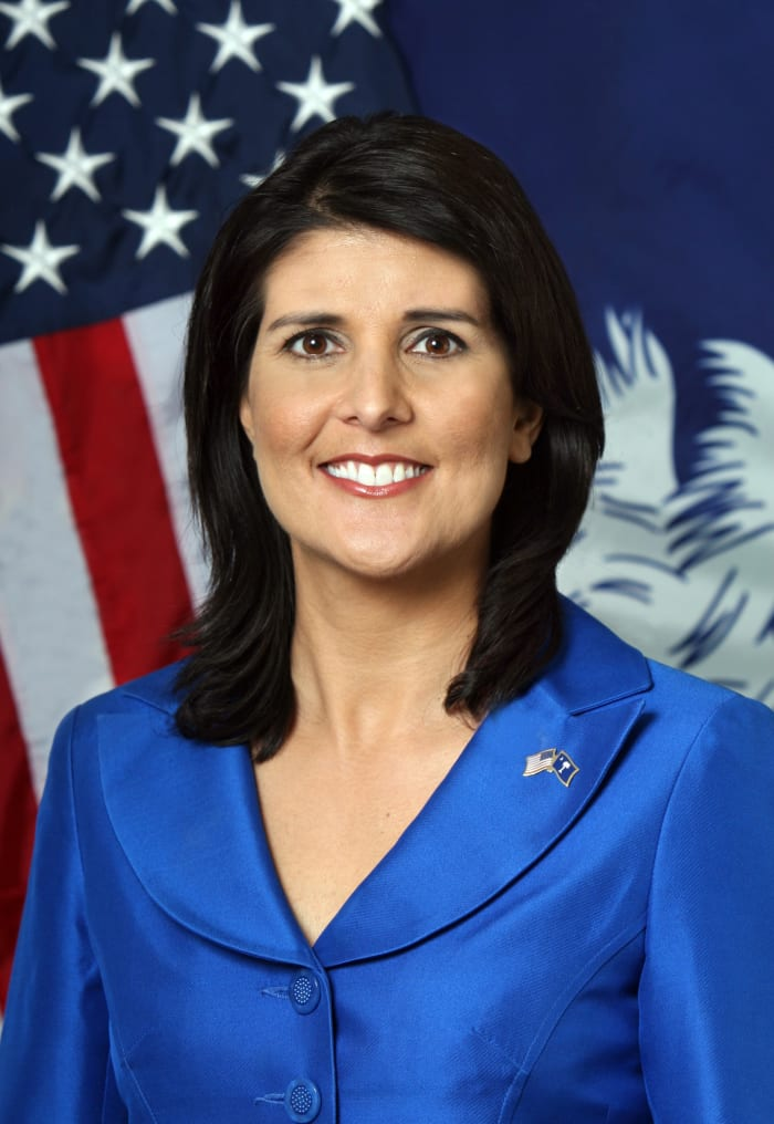 What Does the Impending Resignation of Nikki Haley Mean ...
