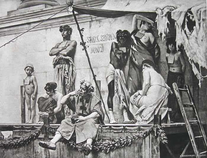 Overview of Slavery in Ancient Rome - the Roman Slave ...