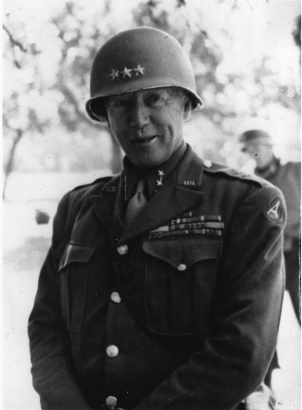 the rough life of general patton essay George smith patton, jr personal life date & place of birth the professional reading of general george s patton `treat 'em rough.